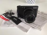 Sony RX100V premium compact camera