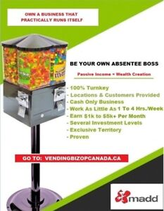 ★St. Catharines Business Opportunity - Practically Runs Itself -