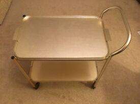 Vintage 1960s Sylvan Hostess trolley / tea trolley