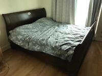 Super King Size Bed! Medical Mattress Included!