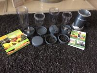 Nutribullet, excellent condition, hardly used,user guide and recepie book included.