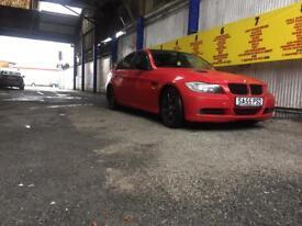 BMW 320d 2005 mot end yesterday