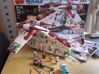 LEGO STAR WARS 7676 GUN SHIP