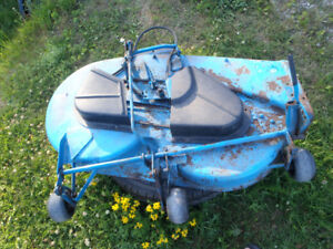 "Ford Lawn Tractor 38"" Mower Deck"