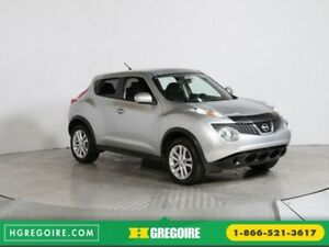 2011 Nissan Juke SV A/C GR ELECT MAGS BLUETOOTH