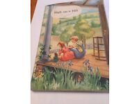 Kittybrewster School Book..High on a Hill..1966..