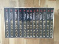 Inspector Morse - The Complete Book Collection