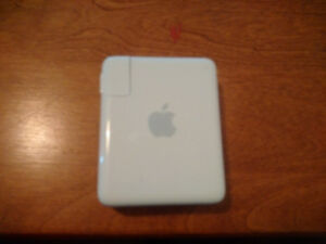 Airport Express router audio stream wifi USB