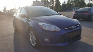 2012 Ford Focus SEL **FULLY LOADED***