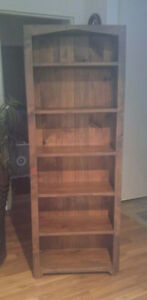 Mennonite Handcrafted Bookshelf