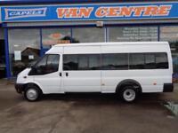 2013 FORD TRANSIT 430 135PS SHR 17 SEATER BUS - 1 OWNER MINIBUS DIESEL