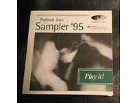 Limited Edition Mini CD Jazz 6 Track