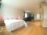 HUGE AND MODERN STUDIO BILLS INCL CLOSE TO KILBURN