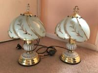 3 Touch Lamps