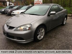 2005 Acura RSX Premium | LEATHER | ROOF | AIR