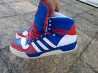 Size 11 - Adidas trainers. Never worn