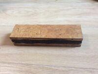Reclaimed superior quality oak parquet