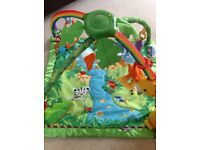 Fisher Price Rainforest Playmat