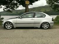 BMW 320TD COMPACT REMAPPED ((SWAP))
