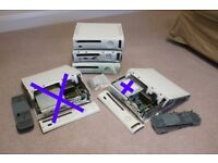 Lot of 4 XBOX 360 faulty for parts / repair