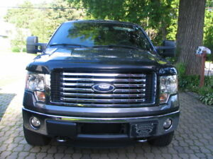 FORD F-150 4X4 CAB DOUBLE 2012 ( 58800 KM)