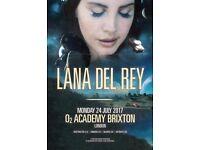 Lana Del Rey @ Brixton Academy