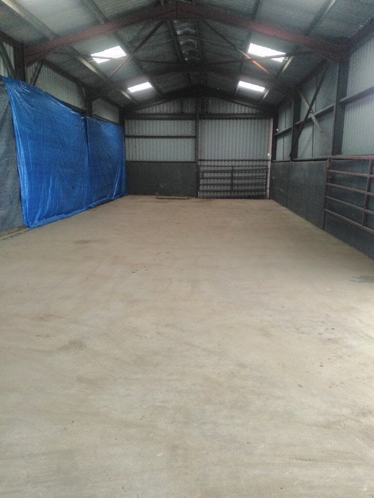 Large Modern Building To For Storage Near Peterhead