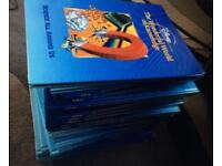 Disney the wonderful world of knowledge books