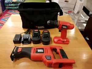 Drill and saw set