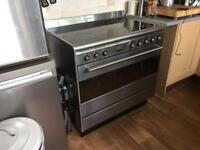 Smeg electronic oven and hobs.