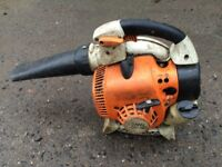 Stihl BG86 Blower - works but spares or repair