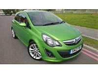 2012 Vauxhall/Opel Corsa 1.4i 16v ( 100ps ) ( a/c ) SRi ++FULL SERVICE HISTORY++