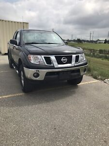 2009 Nissan Frontier SE king cab 4WD