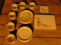 Tea Set/Coasters/Place Mats
