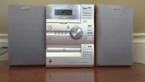 Sony compact stero