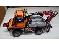 5 Massive Lego Technic Kits