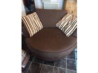 Cuddle Seat - Brown