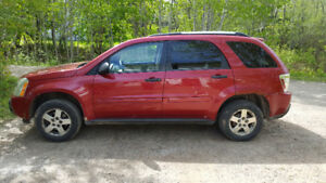 2005 Chev Equinox for Parts, No papers !!
