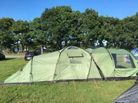 Vango Orchy 500 tent and extension 5 - 7 man camping tent