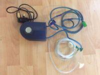 Aquarium air pump Ellite 802 double output