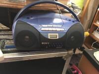 Sony Stereo - CDF-S200L