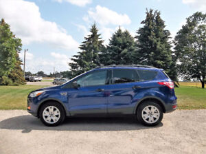 2013 Ford Escape Crossover- ONE OWNER SINCE NEW & ONLY $11 950!!