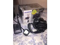 Olympus E-420 Body, Lense And Charger