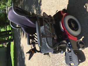Power Wheelchair With Tilt For Sale