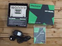 Blackstar HT-Dual Valve 2 Channel Distortion Guitar Pedal
