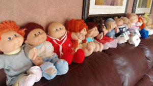 Cabbage-Patch-Kids Dolls for sale