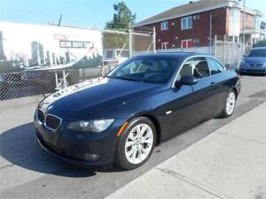 BMW 335i DÉCAPOTABLE 2008 ( BLUETOOTH, AUTOMATIQUE )