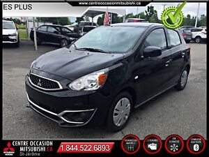 Mitsubishi Mirage ES PLUS 2017 NOIR 5.VIT. BLUETOOTH