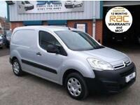2015 15 CITROEN BERLINGO 1.6 HDI ENTERPRISE L1 TOP SPEC 3RD SEAT AIR CON + MORE