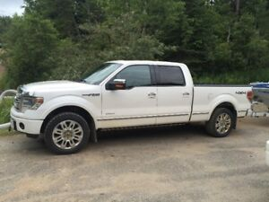 2014 Ford F-150 Platinum Pickup Truck